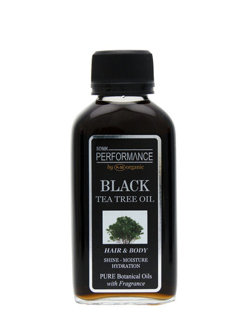 Sonik Performance Black Tea-Tree Oil