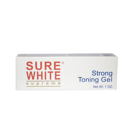 Sure White Supreme Strong toning Gel - Elysee Star