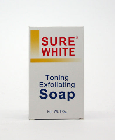Sure White  Exfoliating Soap - Elysee Star