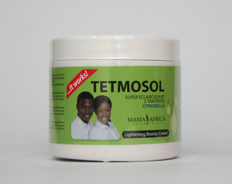 TETMOSOL Lightening beauty cream (jar)