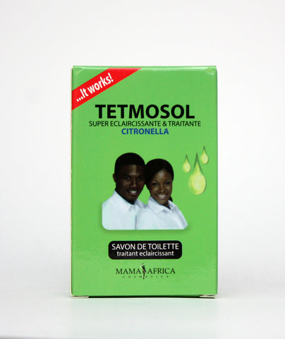 TETMOSOL Lightening beauty soap (citronella)
