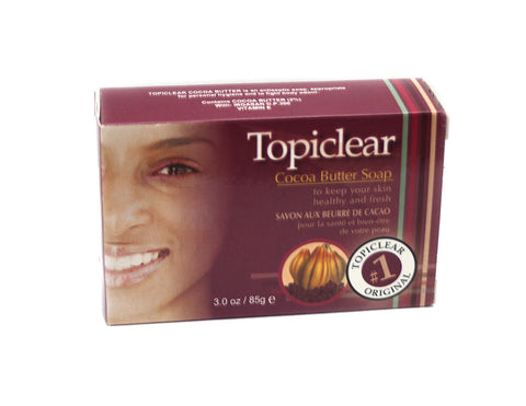 Topiclear Cocoa Butter soap (85g) - Elysee Star