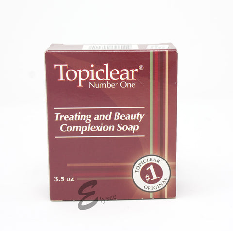 Topiclear #1 Treating & Beauty Complexion Soap