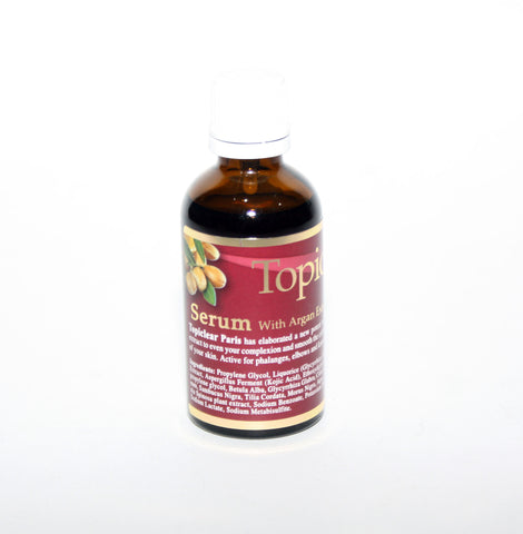 Topiclear Paris serum with argan extract