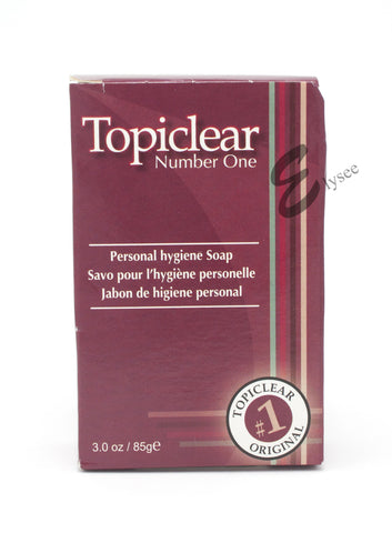 Topiclear #1 Personal Hygiene Soap