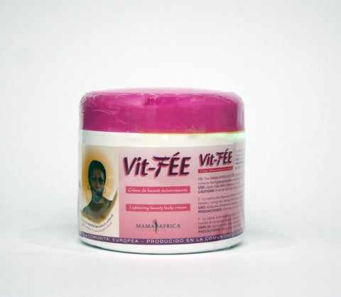Vit-Fee Lightening Beauty Body Cream By Mama Africa (EU) - Elysee Star