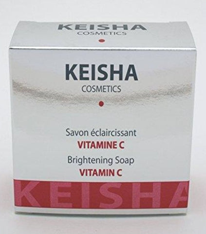 Keisha Brightening Vitamin C Soap Skin Care