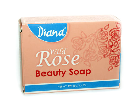 Diana Wild Rose Beauty Soap - Elysee Star