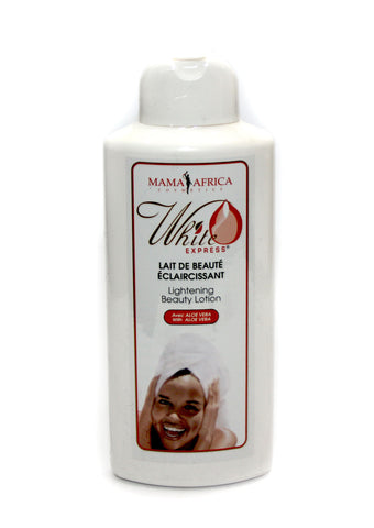 White Express lightening beauty lotion