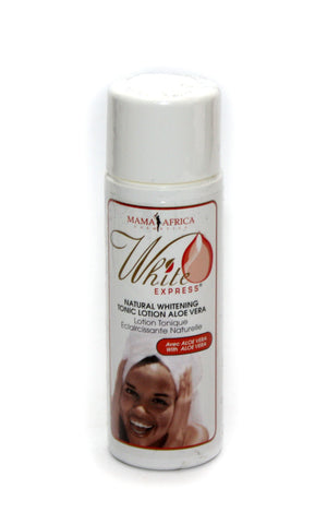 White Express Whitening Tonic Lotion by Mama Africa - Elysee Star