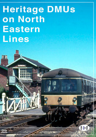 Heritage DMUs on North Eastern Lines