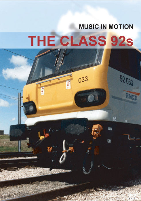 Class 92s: Music in Motion
