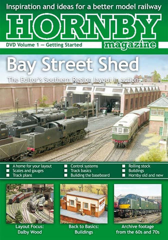 Hornby Magazine DVD Volume 1: Getting Started