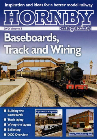 Hornby Magazine DVD Volume 2: Baseboards, Track and Wiring