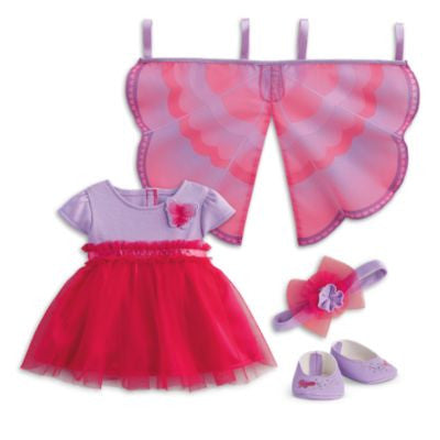 American Girl Bitty Baby - Flutter & Fly Outfit for dolls  - Bitty Baby 2015
