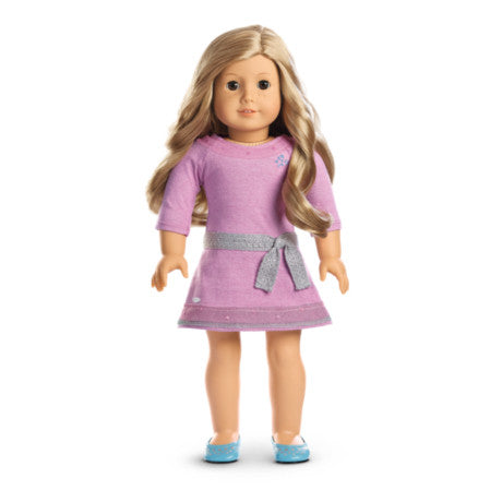 American Girl - Truly Me™ Doll: Light Skin, Freckles, Blond Hair, Brown Eyes DN24
