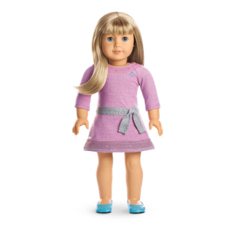 American Girl - Truly Me™ Doll: Light Skin, Blond Hair with Bangs, Blue Eyes DN51