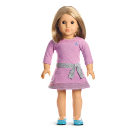 American Girl - Truly Me™ Doll: Light Skin, Short Blond Hair, Brown Eyes DN53