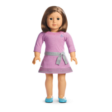 American Girl - Truly Me™ Doll: Light Skin, Short Brown Hair, Brown Eyes DN57