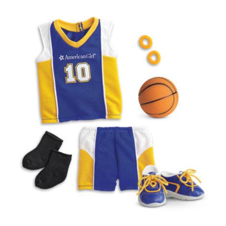 American Girl - Basketball Outfit for Dolls - Truly Me 2015