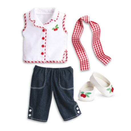 American Girl - Beforever Maryellen - Maryellen's Play Outfit for Dolls
