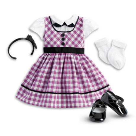 American Girl - Beforever Maryellen - Maryellen's School Outfit for Dolls