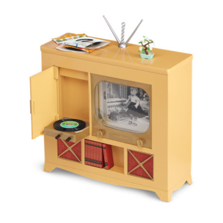 American Girl - Beforever Maryellen - Maryellen's Television Console for Dolls
