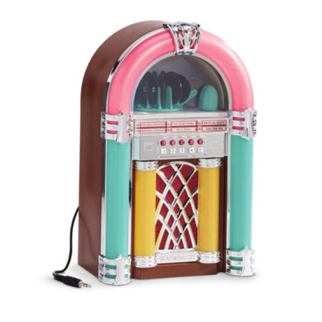 American Girl - Beforever Maryellen - Maryellen's Jukebox for Dolls