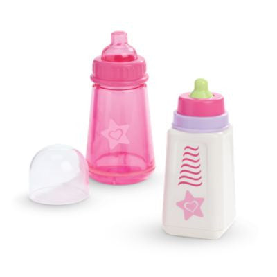 American Girl Bitty Baby - Bitty's Bottle 2-Pack for Dolls - Bitty Baby 2015
