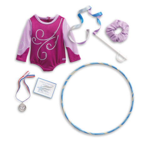 American Girl - Rhythm Gymnastics Outfit for Dolls - Truly Me 2015
