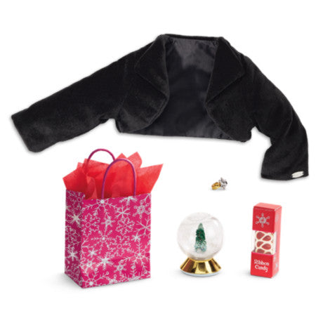 American Girl - Holiday Accessories for Dolls - Truly Me 2015