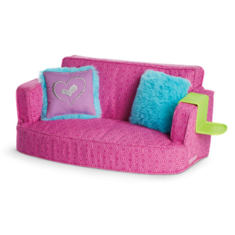 American Girl - Comfy Couch for Dolls - Truly Me 2015