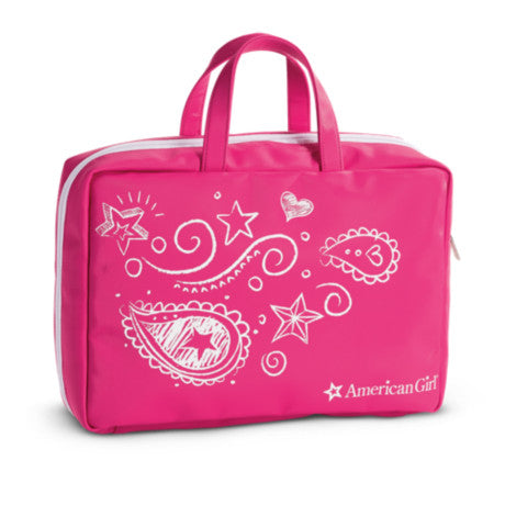American Girl - Starry Accessories Case for Dolls - Truly Me 2015