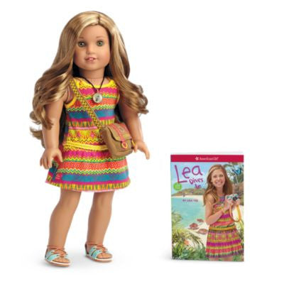American Girl - Lea Clark - Lea Doll & Book - American Girl of 2016