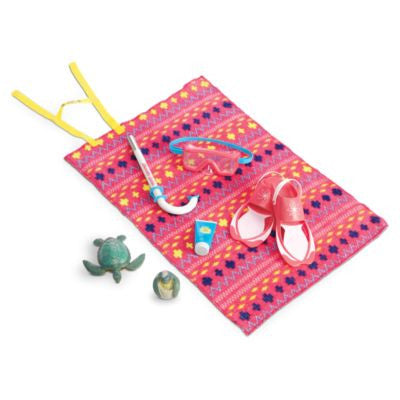 American Girl - Lea Clark - Lea's Beach Accessories for Dolls - American Girl of 2016