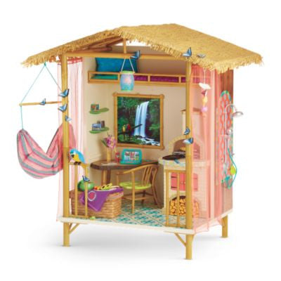 American Girl - Lea Clark - Lea's Rainforest House for Dolls - American Girl of 2016