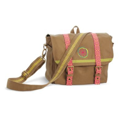 American Girl - Lea Clark - Lea Clark's Messenger Bag for Girls - American Girl of 2016