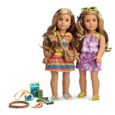 American Girl - Lea Clark - Lea's Exclusive Collection for Dolls - American Girl of 2016