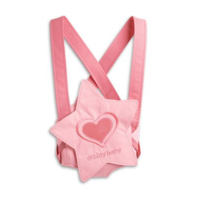 American Girl Bitty Baby - Starry Front Carrier for Dolls - Bitty Baby 2015