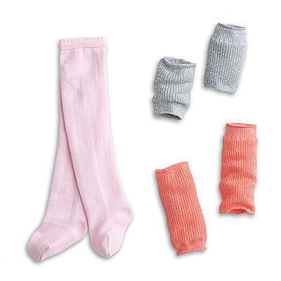 American Girl Isabelle - Isabelle's Legwarmers Set for Dolls - American Girl of 2014