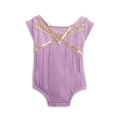 American Girl Isabelle - Isabelle's Purple Leotard - American Girl of 2014