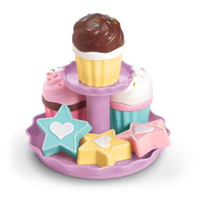 American Girl Bitty Baby - Tea Party Treats for Dolls - Bitty Baby 2015