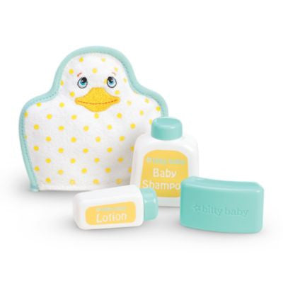 American Girl Bitty Baby - Bitty's Bath Set for Dolls - Bitty Baby 2015