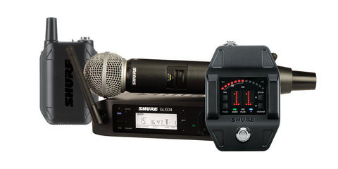 Shure GLX-D Digital Wireless System