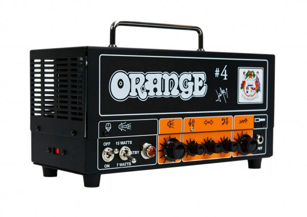 Orange Jim Root Terror Amp Head