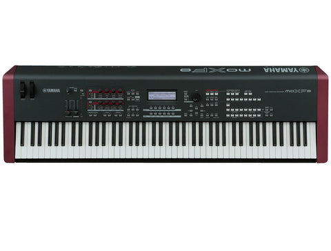 Yamaha MOFX8 88-Key Synthesizer Workstation