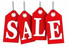 Sale - Selected Clothing Items