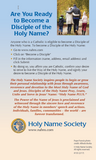 155-100 Invite to Become a New Disciple (Pack of 100)