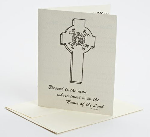 705 Holy Name Mass Card