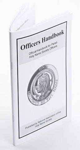 101 HNS Officer's Manual - Stapled